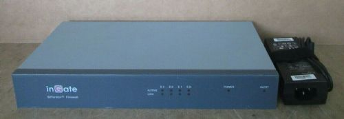 inGate S21 SIParator Firewall Security VPN Appliance CAD-0208-1210-IG